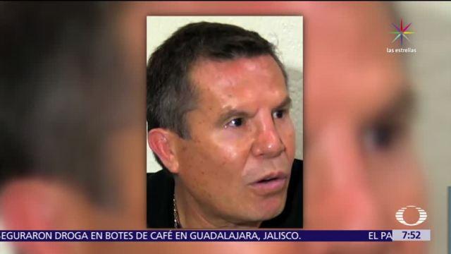 Asesinato, Julio César Chávez, pudo ser por robo