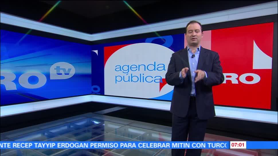 Agenda Pública, junio
