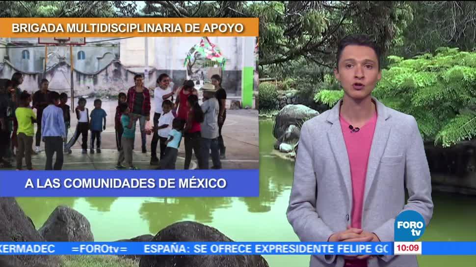 Noticias, fundaciones, labores altruistas, Héctor Alonso