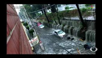 noticias, forotv, zona poniente, CDMX, recupera, inundación