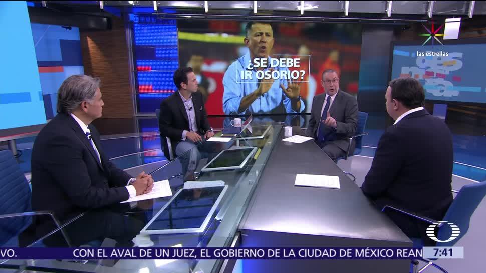 noticia,s forotv, Osorio, director técnico, selección mexicana de futbol, futuro de Juan Carlos Osorio
