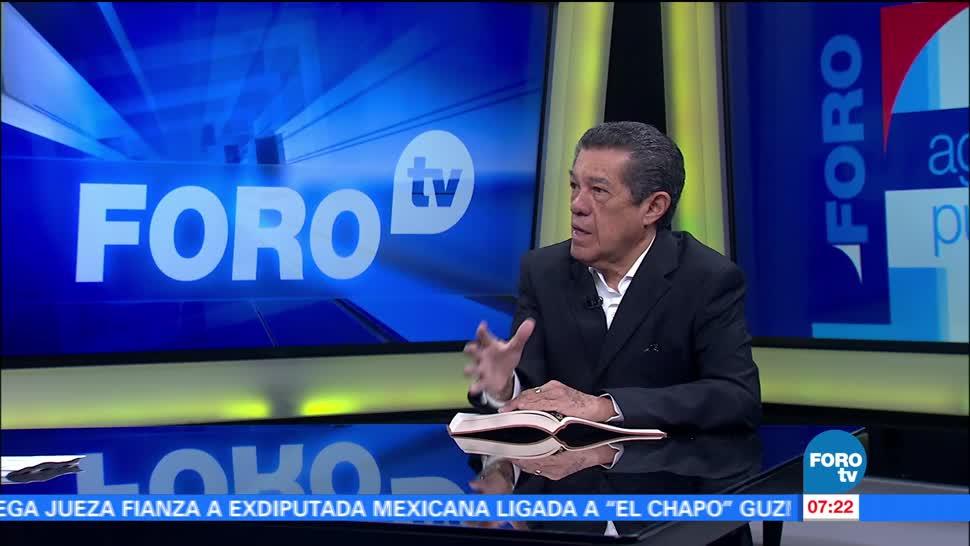 noticias, televisa, Conflictos partidistas, rumbo al 2018, Rafael Cardona, partidos políticos