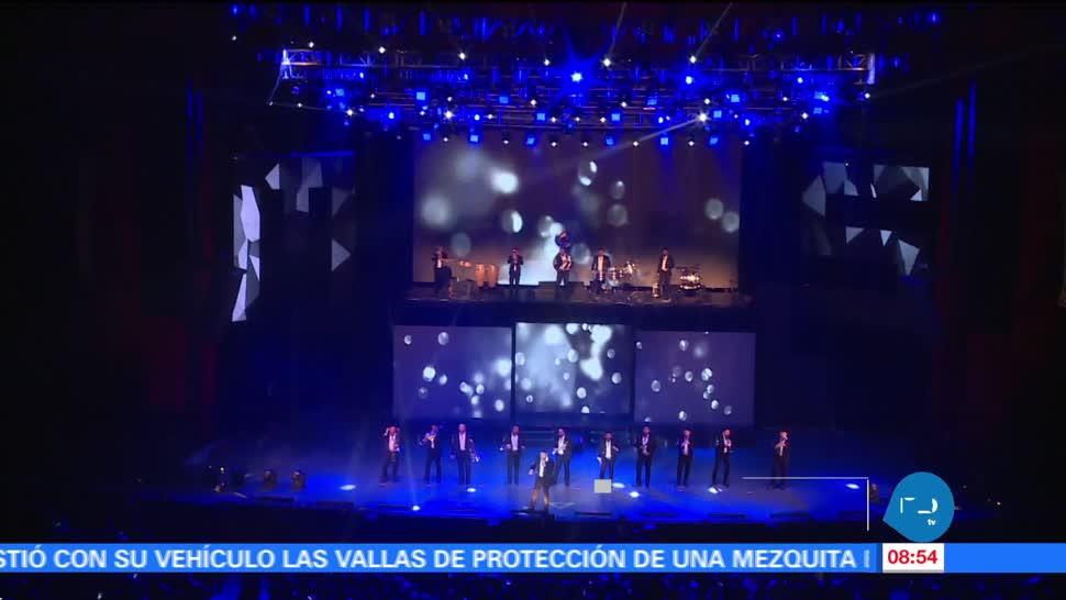 seguidores, admiración, La Banda MS, Auditorio Nacional