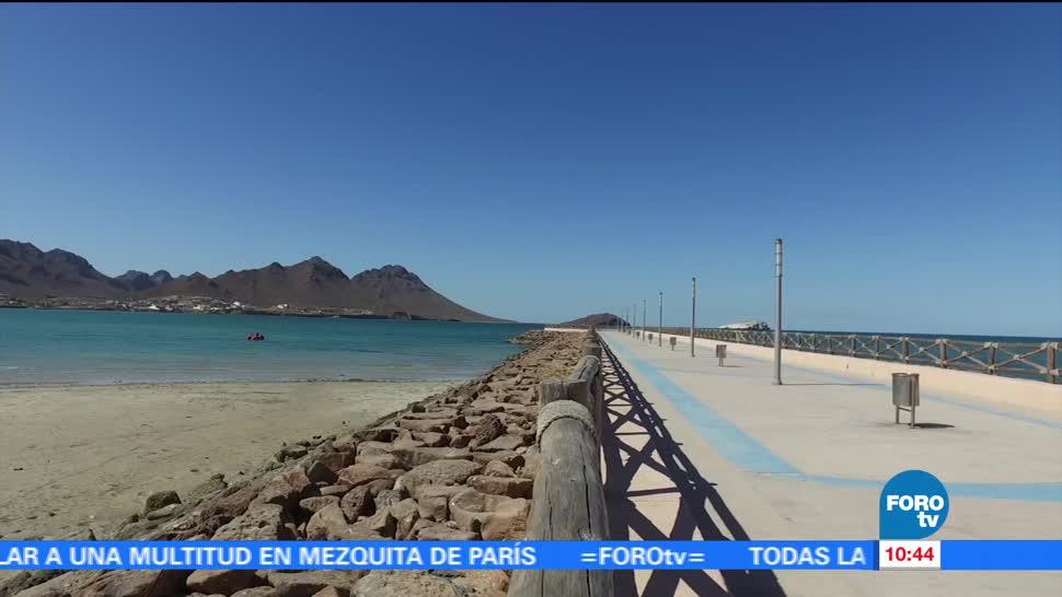 Rogelio Magaña, equipo, México sobre Ruedas, Guaymas