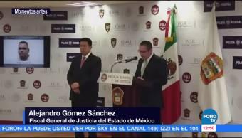 Autoridades, Estado de México, presuntos extorsionadores, asaltos