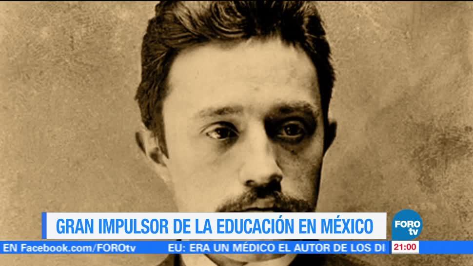 Efeméride En Una Hora, José Vasconcelos, mexicano ilustre