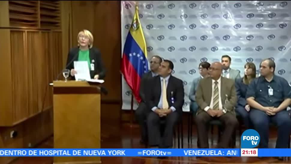 ONU, preocupación, fiscal de Venezuela, proceso contra