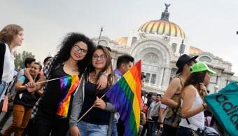 Marcha por el Orgullo Gay en la CDMX