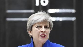 Theresa May, Downing Street, primera ministra británica, Reino Unido