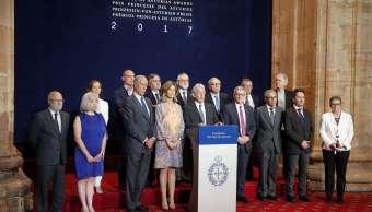 Jurado, Premio Princesa de Asturias, Investigación Científica