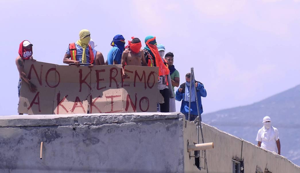 Motín, penal, Topo Chico, Nuevo León, Violencia, Seguridad