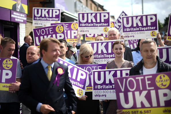 Partidistas, UKIP, campaña electoral, elecciones, terrorismo
