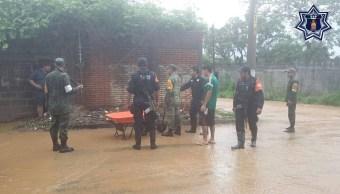 Afectados, Municipios de Oaxaca, Lluvias, Clima, Municipios afectados