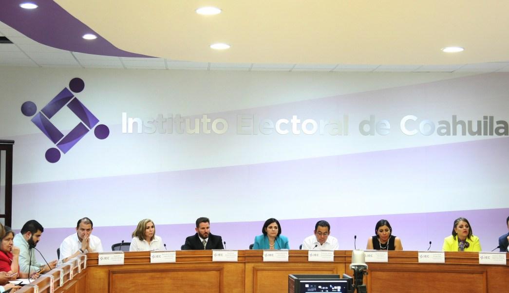 Instituto Electoral de Coahuila