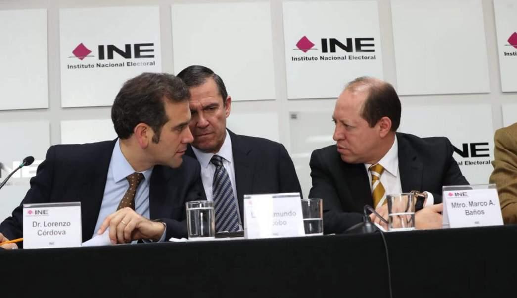Elecciones, INE, Ciro Murayama, Instituto Nacional Electoral, Decisión 2017, Lorenzo Cordova