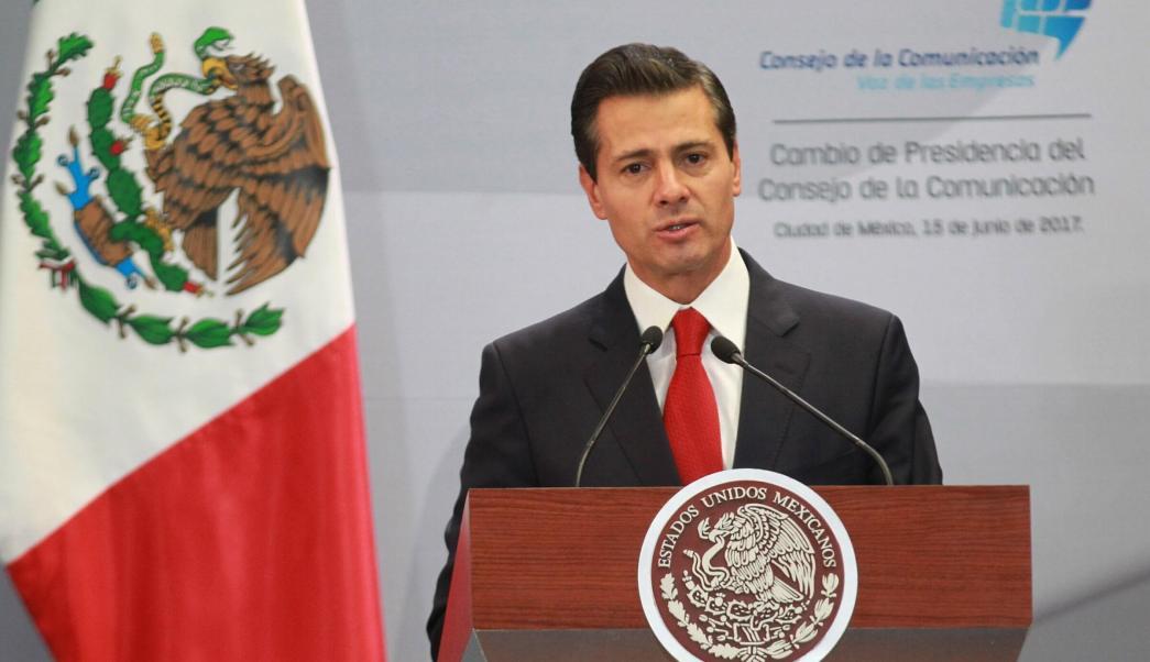 Enrique Peña Nieto, Consejo de la comunicación, Medios de comunicación, Libertad de expresión, Prensa