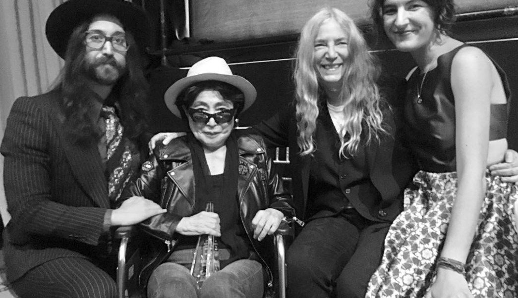 Acreditan a Yoko Ono en la National Music Publishers Association como coautora de 'Imagine'