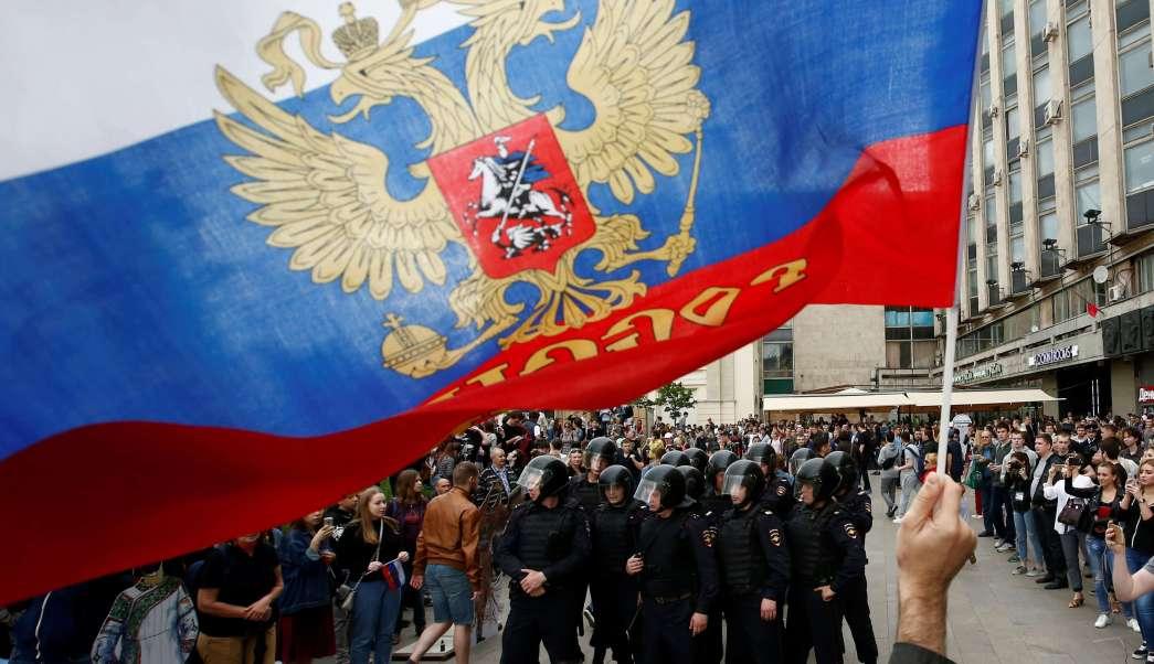Rusia, protestas, Putin, manifestación, opositores, corrupción,
