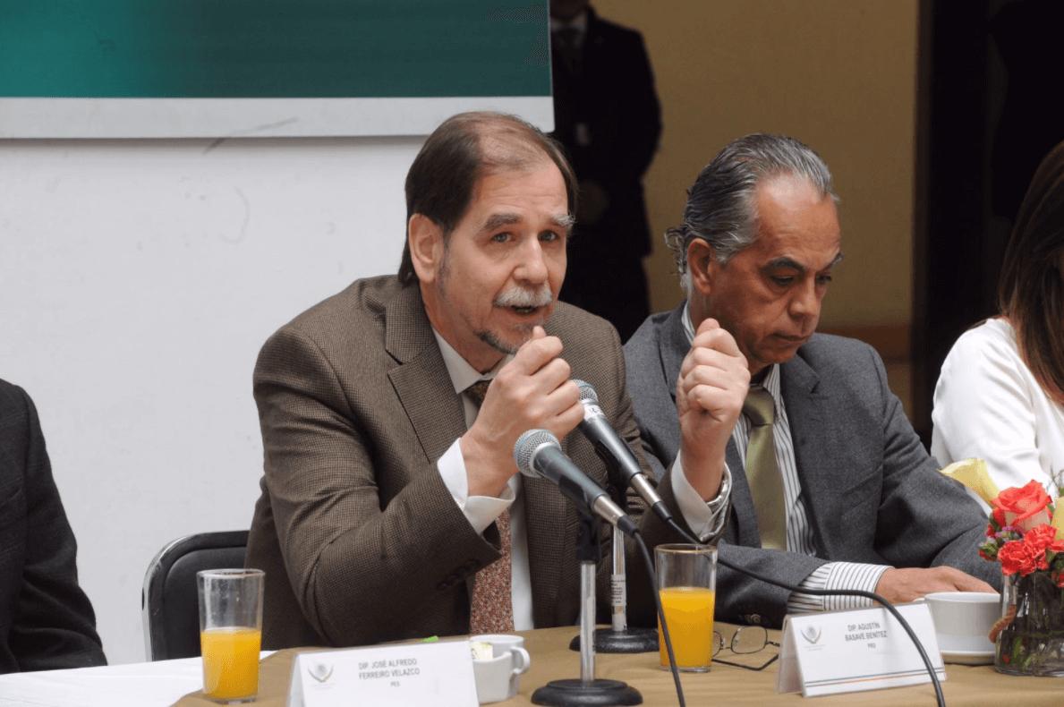 Anuncia Giorgana agenda de interparlamentaria México-EU