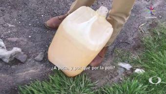 noticias, televisa, Al alza, precio, gasolina robada, Puebla