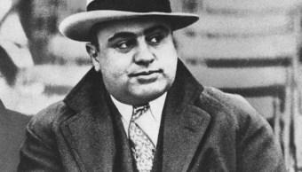 El gangster Al Capone (AP)
