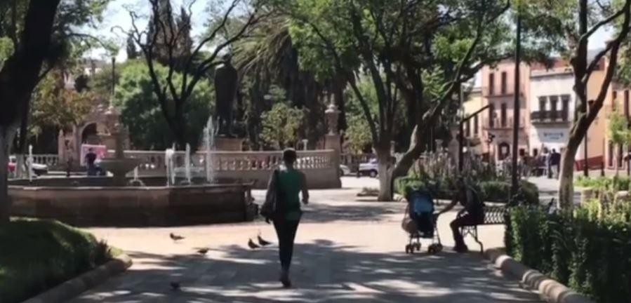 Altas temperaturas en Zacatecas Noticieros Televisa