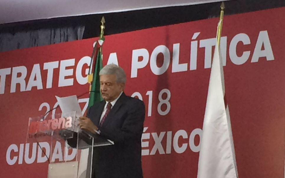 AMLO descarta alianza con el PRD para las elecciones de 2018