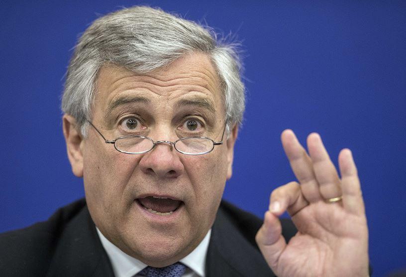 Eurocámara, Presidente del Parlamento Europeo, Antonio Tajani, Estrasburgo,