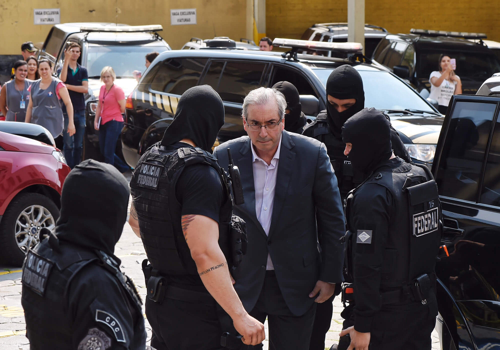 Detenido por el caso Odebrecht