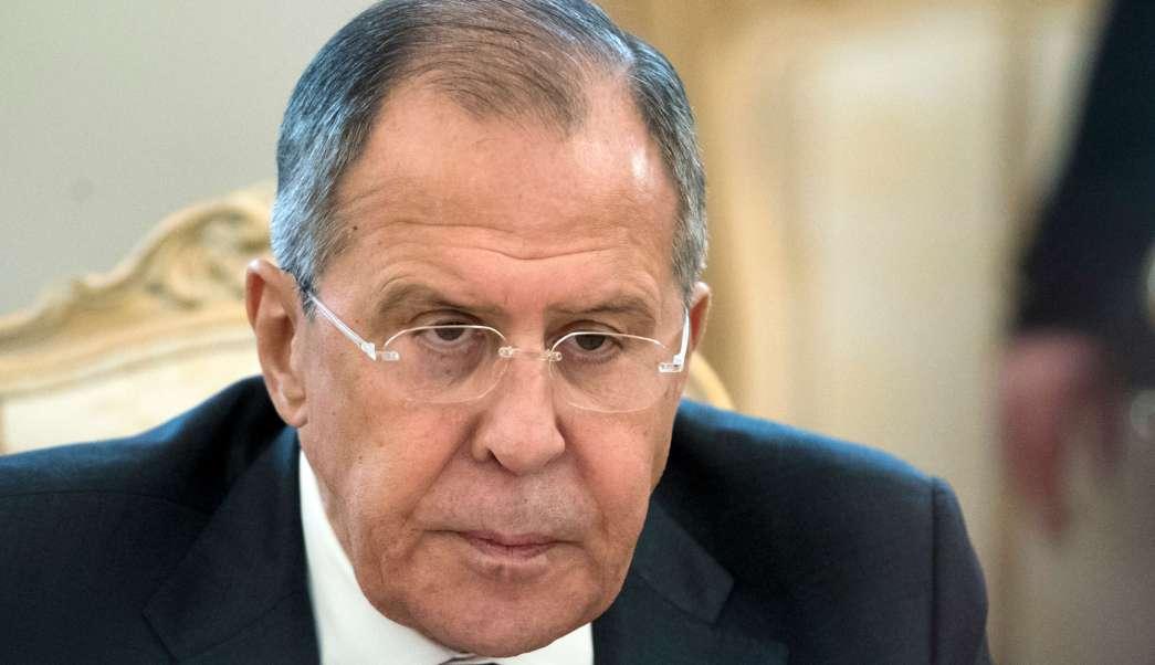 Serguéi Lavrov, rusia, ministro de Asuntos Exteriores ruso, reunión