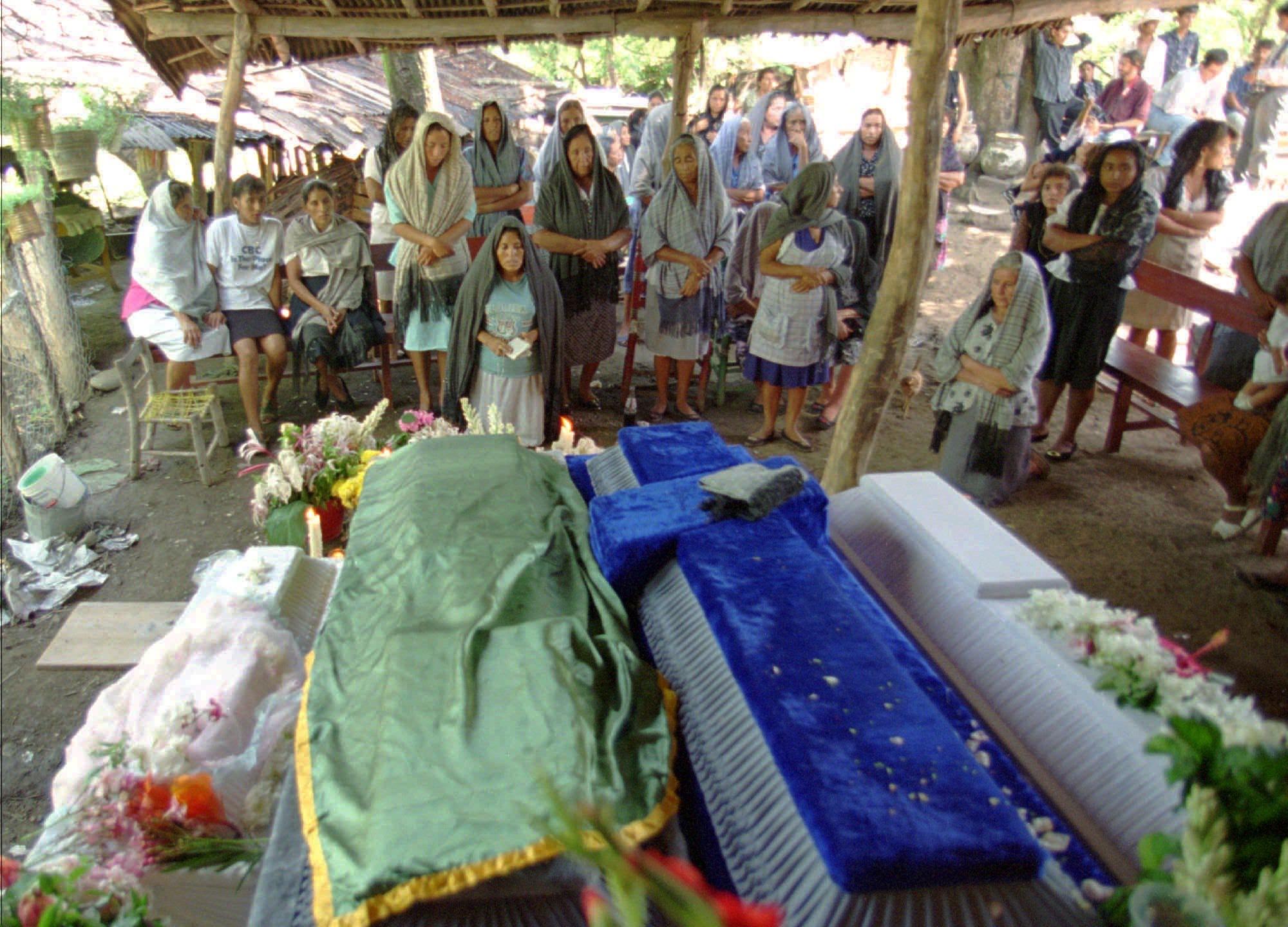 Hay que recordar la masacre de Aguas Blancas