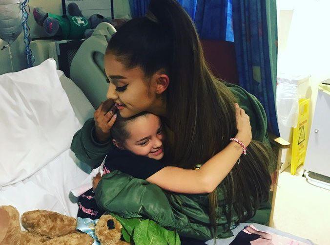 "Ariana Grande: ""Estoy rezando por Londres"""