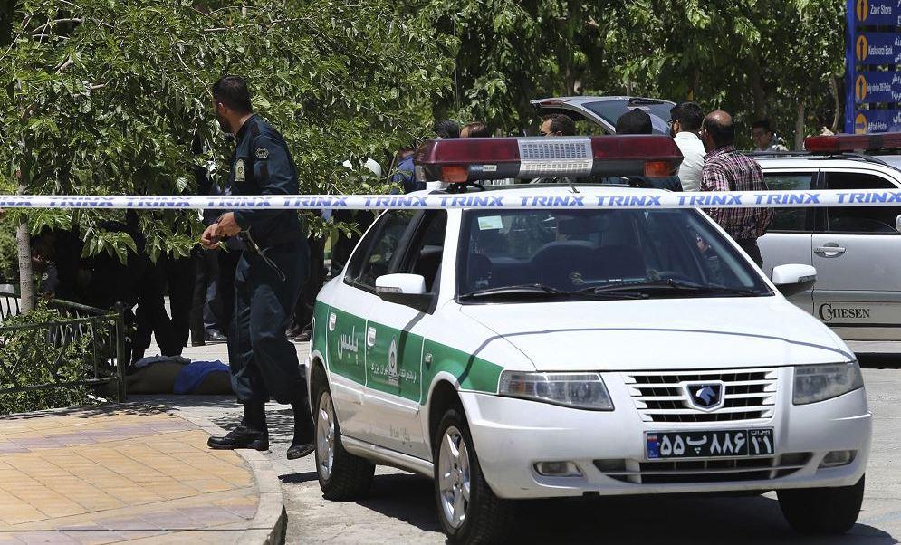 Estado Islámico, terrorismo, atentado, Teherán, Irán, seguridad