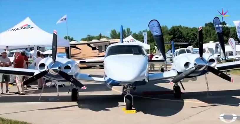 Aviones de Vip Saesa, aerolínea del gobierno de Roberto Borge