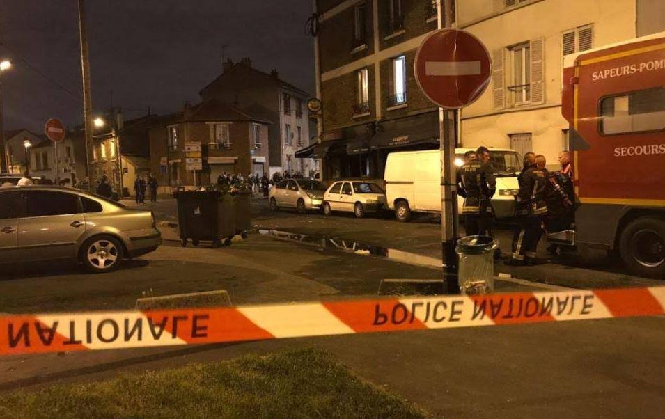 París, Resultaron Heridas, Explosion, Bomba Molotov, Restaurante, Medios Locales, Explosivo, Suburbio, Aubervilliers, Quemaduras Severas, Helicoptero, Hospital, Televisa News