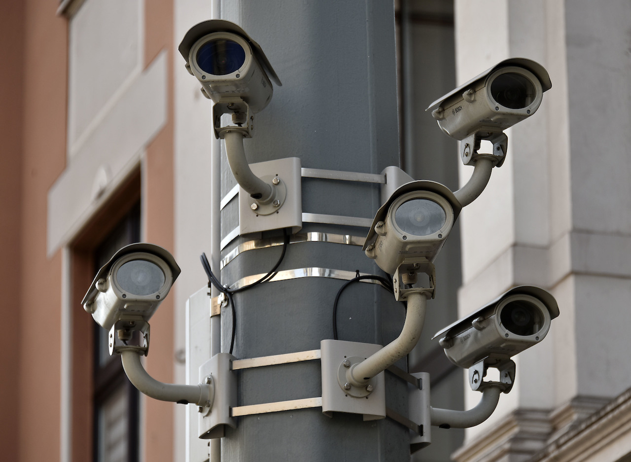 vigilar castigar, cámaras seguridad, Michel Foucault, panóptico