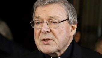 Vaticano, abuso, Australia, justicia, menores, cardenal,