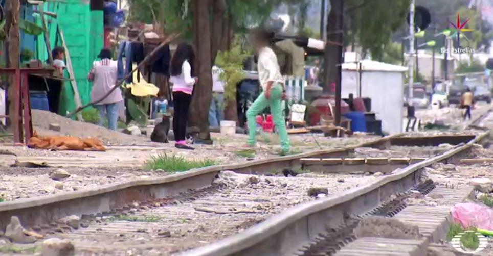Cartonlandia, ciudad perdida en Ecatepec, Estado de México