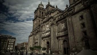 Sacerdote atacado, Catedral metropolitana, Arquidiócesis de mexico, José Miguel Machorro, Sacerdote sale de terapia intensiva, Noticias