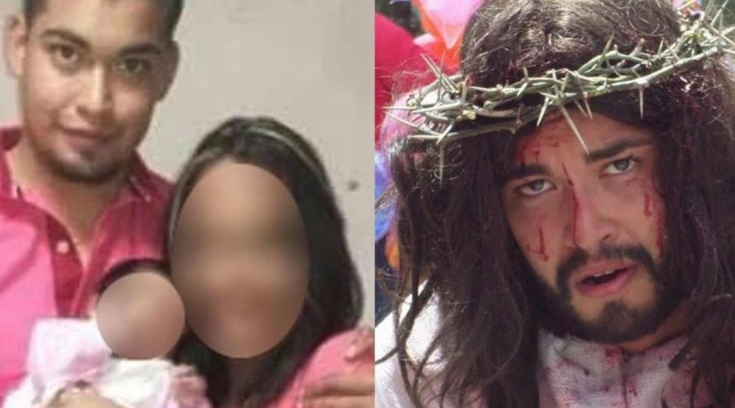 Interpretó a Jesús sentenciado violar bebé