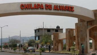 No regresan las familias desplazadas por la inseguridad en Chilapa. (Twitter: @acapulconews)