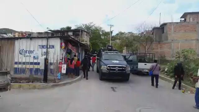 Cinco personas son detenidas por tener arsenal