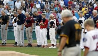 Congresistas, republicanos, béisbol, demócratas, tiroteo, Steve Scalise,