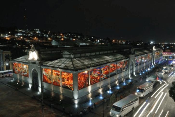Cosmovitral, Toluca, Estado de México, Turismo, elección para gobernador,