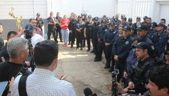 Custodios, Penal de culiacan, Sinaloa, Paro, Traslado irregular