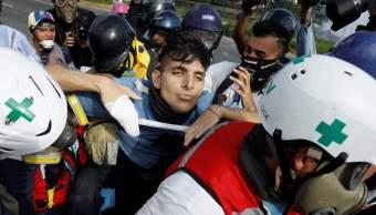 Venezuela, Maduro, protestas, balas, muertes, crisis,