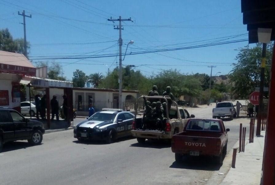 Abaten, Delincuentes, Sonora, Abaten a delincuentes, Seguridad,