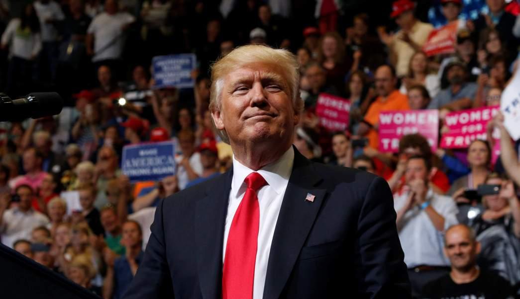 Trump, muro, México, paneles, solar, frontera,