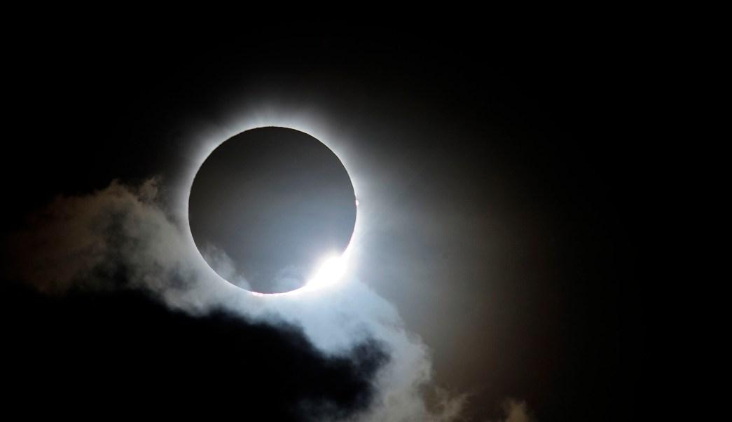 Habrá un eclipse total de sol en agosto de 2017