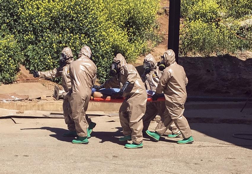 Siria, armas químicas, régimen, Al Assad, Estados Unidos, ataque,